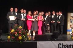 S&J Synergy Win Award 1