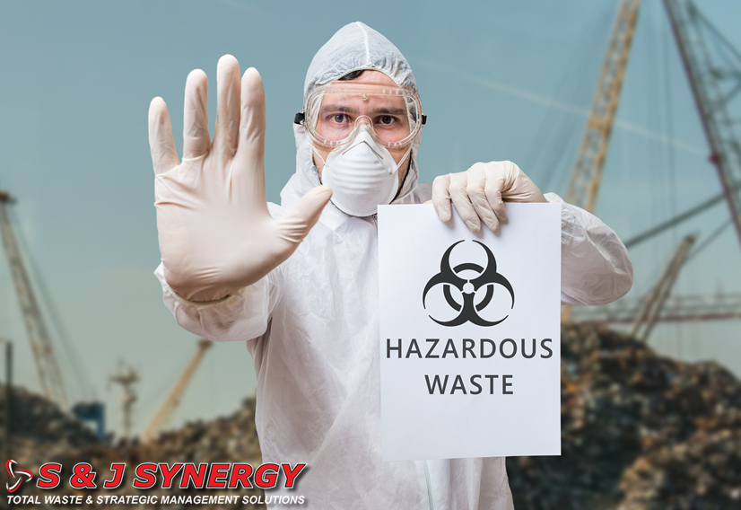 Hazardous Waste Disposal in Hull